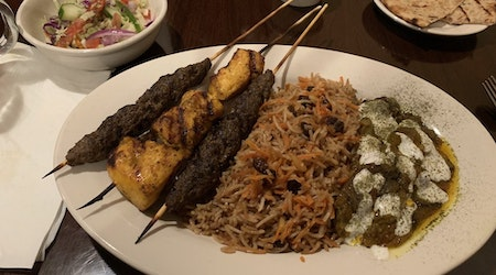 Here are Greenville's top 4 Middle Eastern spots