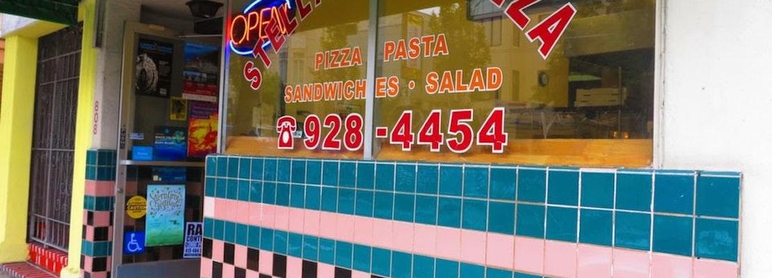 Stelladoro Pizza On Divisadero 'Closed Until Further Notice'