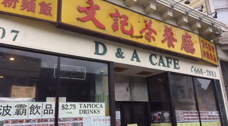 Clement Street's D & A Cafe Closed Amid String Of High-Risk Health Violations [Updated]