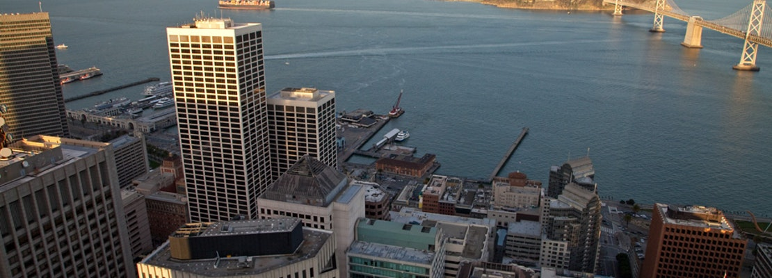 View From The Top: Snapshots From 70 Floors Up At 181 Fremont
