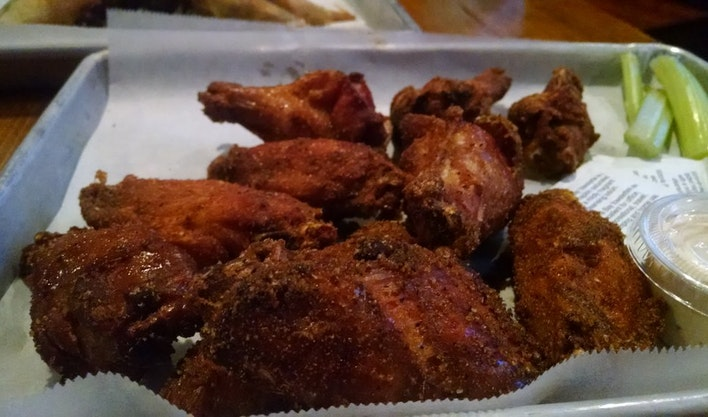 Jonesing for chicken wings? Check out Greenville's top 3 spots