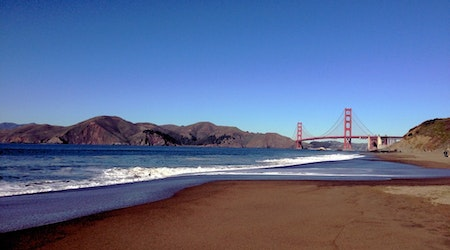 Drowned Woman Found On Baker Beach