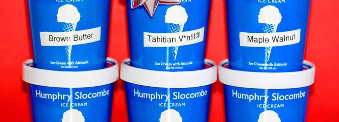 Tomorrow: Free Ice Cream At Humphry Slocombe To Sweeten What's Left Of 2016