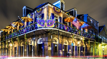 Purple, green and gold: Escape from Harrisburg to New Orleans for Mardi Gras