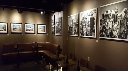 DaDa Debuts At The Mechanics' Institute With Art, Cocktails, & More