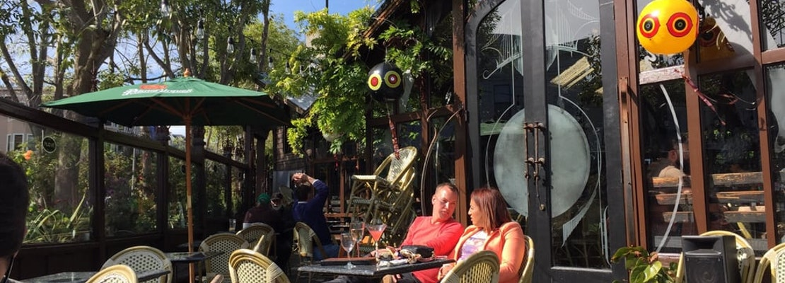 Cafe Flore's New Owners Have High Hopes, Plan Cannabis Cafe