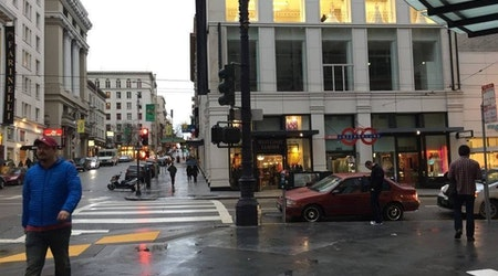Union Square Merchants Clear Out To Make Way For New Office Building