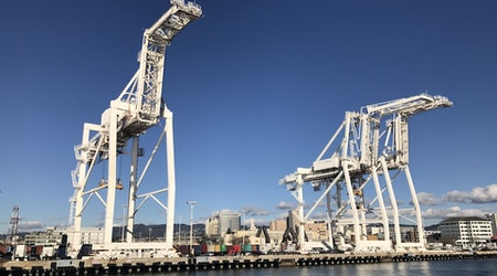 Port Of Oakland: Volume And Revenue Up, Diesel Pollution Down 98%