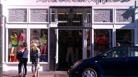 American Apparel To Close All 3 Of Its San Francisco Retail Stores