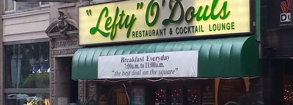 As Rights Battle Heats Up, Lefty O'Doul's Proprietor Strips Bar Of Memorabilia
