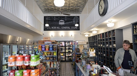 New 'Nob Hill General Store' Puts Artisanal Spin On Corner Store Concept