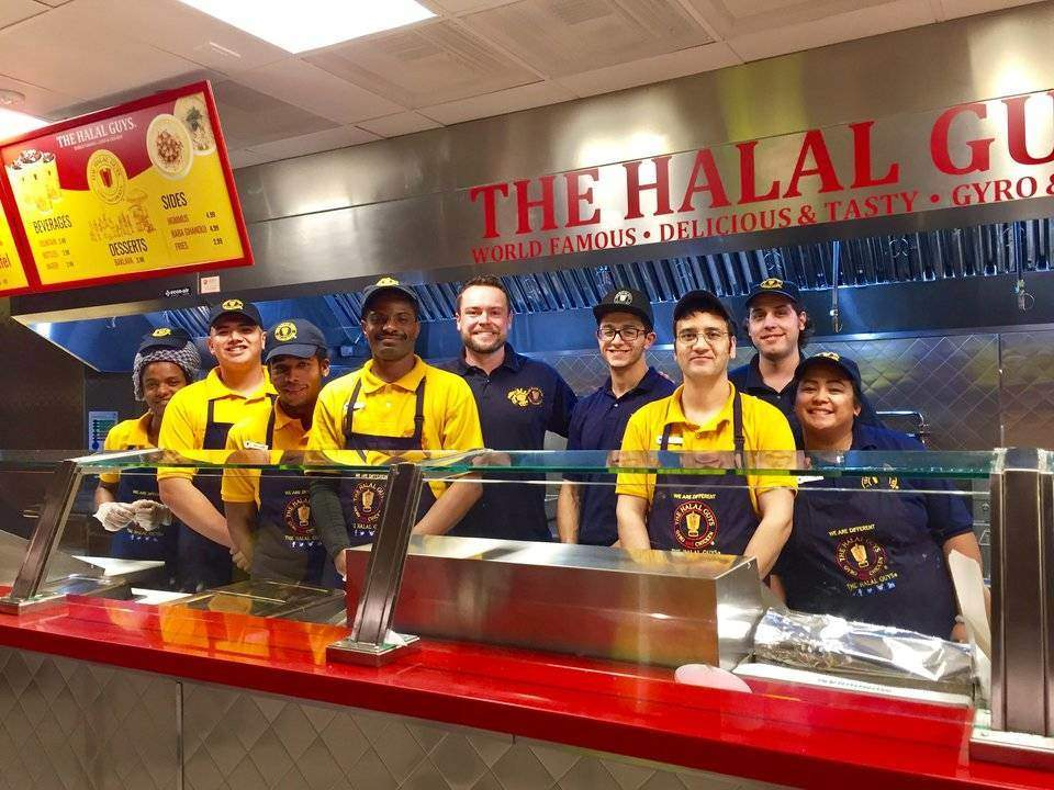 Halal Guys Brings New York Style Street Food To The Tenderloin
