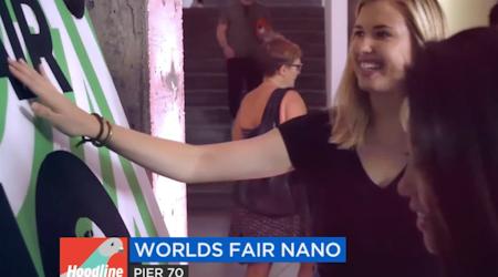 This Weekend: Worlds Fair Nano Brings Futuristic Vision To Pier 70 [Video]