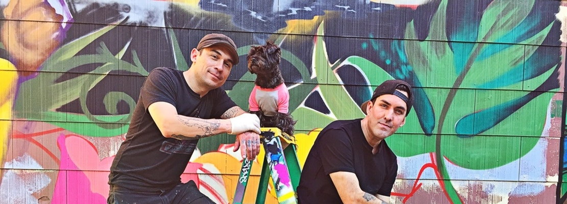 New Trick Dog Mural Going Up In Castro For Cover Of San Francisco Magazine