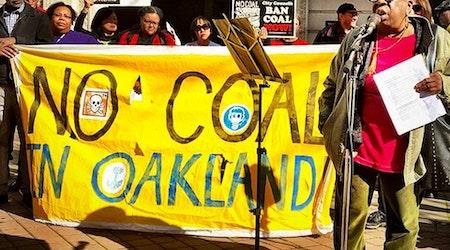 Activists Urge Developer To Drop Lawsuit Against Oakland's Coal Ban