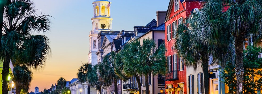 Escape from Greenville to Charleston on a budget