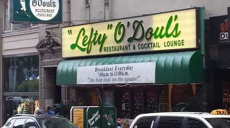 Tonight: Last Hurrah At Lefty O'Doul's As Legal Battle Rages On