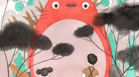 New Art Show Honors Work Of Hayao Miyazaki, Beloved Japanese Animator