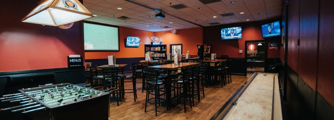 The 4 best sports bars in Greenville
