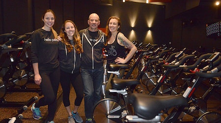 Marin Cycling Studio 'Pelo Fitness' Brings A Musical Touch To Polk Street Debut