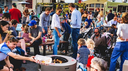 SF Weekend: Off the Grid returns, Pancakes & Booze art show, Sunday Streets in the Mission, more