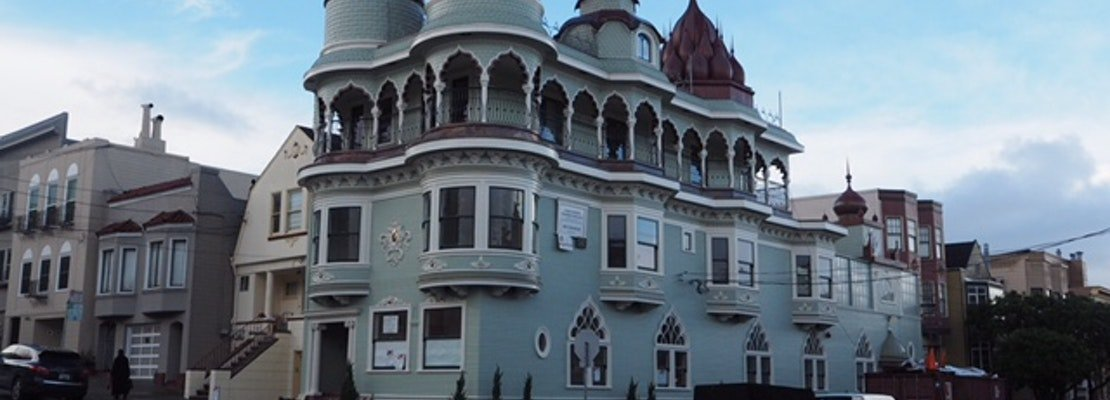 Embassy Or Temple? Unraveling The History Of Cow Hollow's Vedanta Society