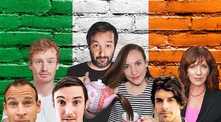 Real Irish Comedy Tour & Fest set to bring Irish humor to the Bay
