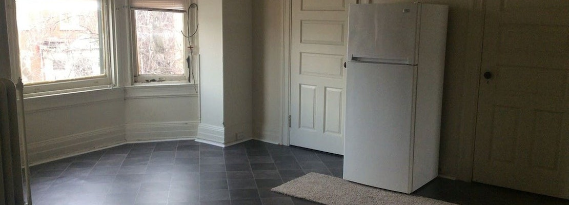 What does $600 rent you in York, today?