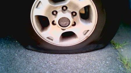 Vandal slashes 18 tires on Noe Valley block