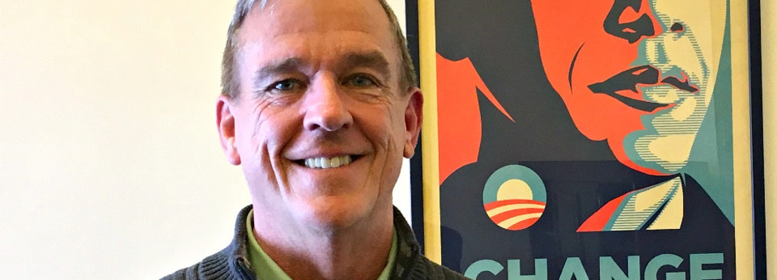 New District 8 Supervisor Jeff Sheehy Talks Trump, Homelessness, Rising Crime Rates, More