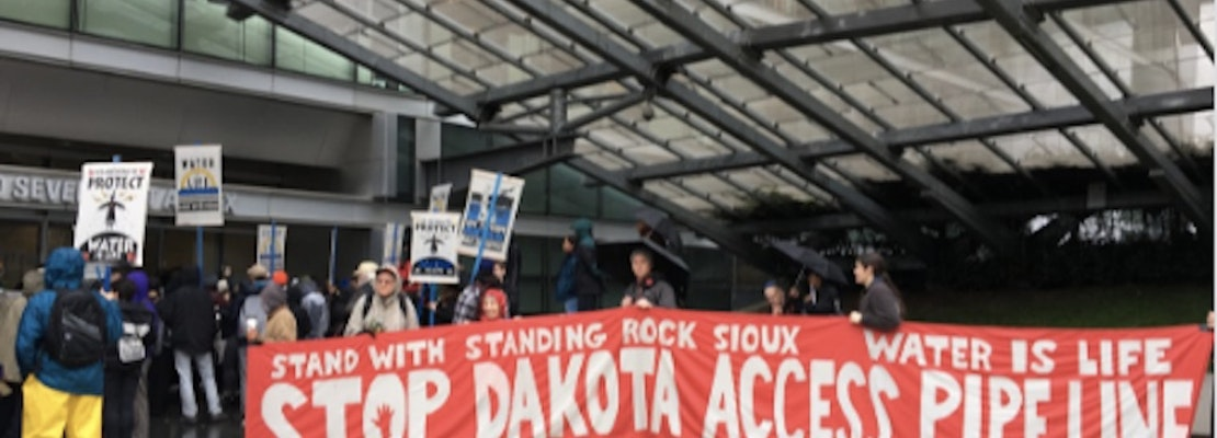 'Defund DAPL' Coalition Calling On Supervisors To Divest SF's Money