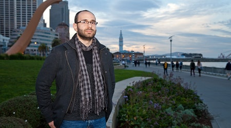 After Sacrifice And Civil War, Syrian Native Qusai Bonie Found A New Home In The Bay
