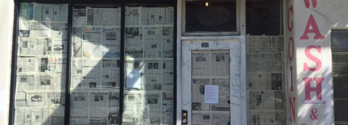 Divisadero's Coin Wash & Dry Closes Briefly For Eco-Friendly Revamp