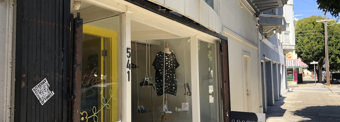 Gather to shutter its Hayes Valley store, refocus on creative workshops
