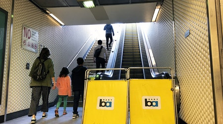 BART's notoriously malfunctioning downtown escalators to be replaced, starting next year