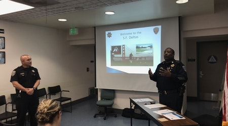 Park Station Recap: More Officers Planned, Reported Crime Numbers Fall