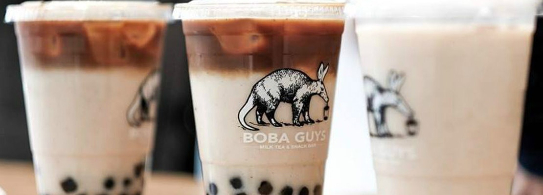 Milk Tea Alert: New Boba Guys Location On The Way To Potrero Hill