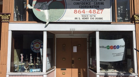 Lower Haight's 'Academy Of Tae Kwon Do' To Move Out For Earthquake Retrofit
