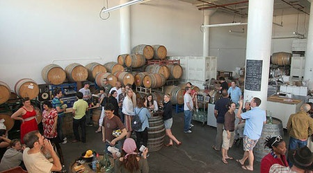 Dogpatch Artisan Winery 'Sutton Cellars' Shutters Temporarily