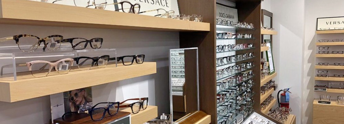 New optometrist spot, Pearle Vision, now open in Ravenswood