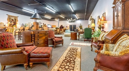 The top 4 places to shop for antiques in Oklahoma City