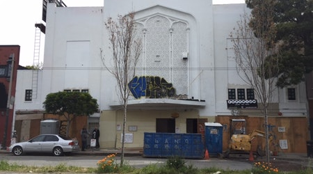 'Emporium SF' Opening Pushed Back, As Harding Theater Restoration Continues