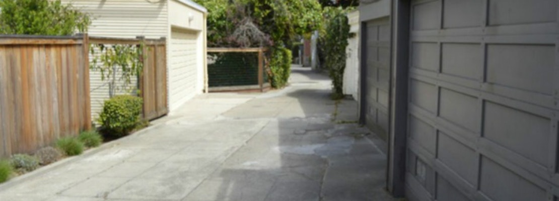 Outer Richmond Driveway Hits The Market For $35,000