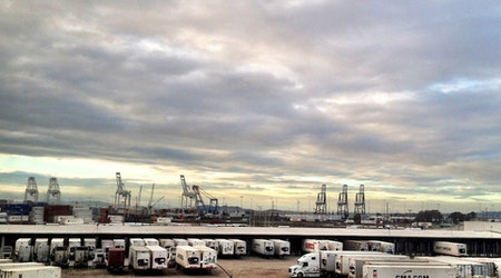 Port's Air Pollution Is A Form Of Racial Discrimination, Says Environmental Law Group
