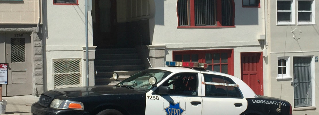 FiDi & North Beach Crime: Hot Prowls, Bank Robbery, A Sword Fight, More