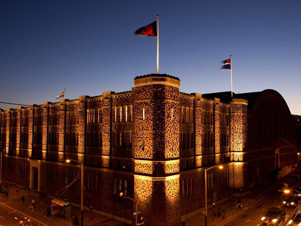 From Military To Kink: The History Of The Armory, San