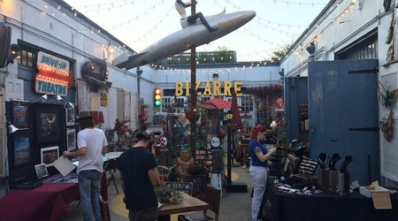 4 top spots for antiquing in New Orleans