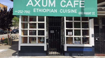 Axum Cafe Temporarily Closed For Renovations, May Reopen With Lunch Menu