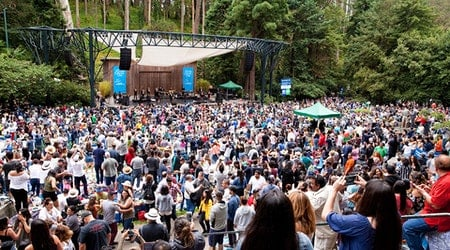 Stern Grove Festival announces its 2019 free concert lineup