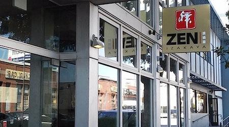 Japanese Restaurant Zen Izakaya Doles Out Sushi Rolls In SoMa